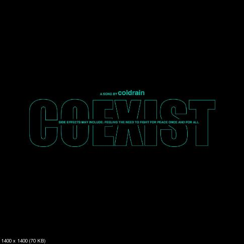 coldrain - COEXIST (Single) [2019]