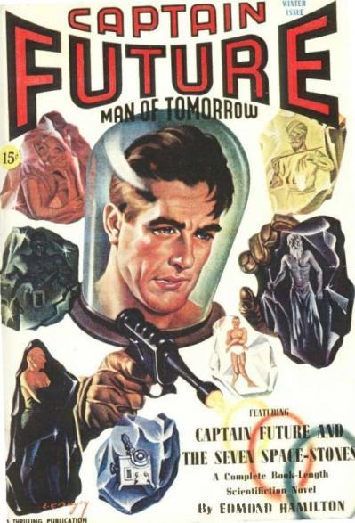 Captain Future   Winter (1941)