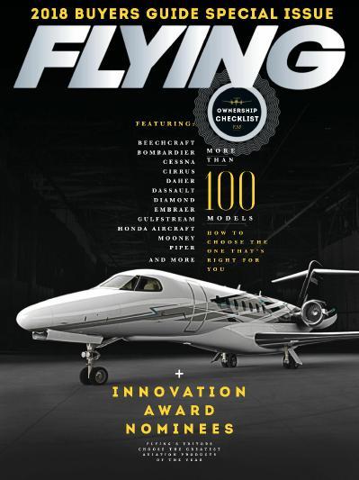 Flying USA  January (2018)