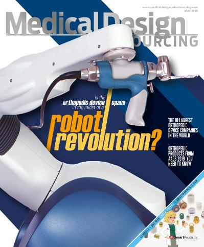 Medical Design & Outsourcing  May (2019)