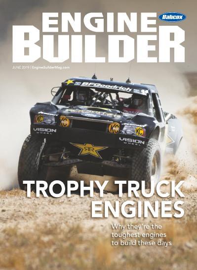 Engine Builder   June (2019)