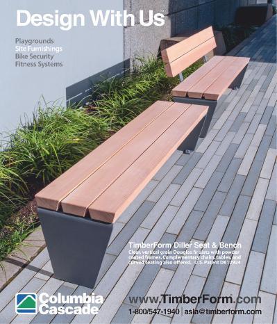 Landscape Architecture Magazine USA  July (2019)