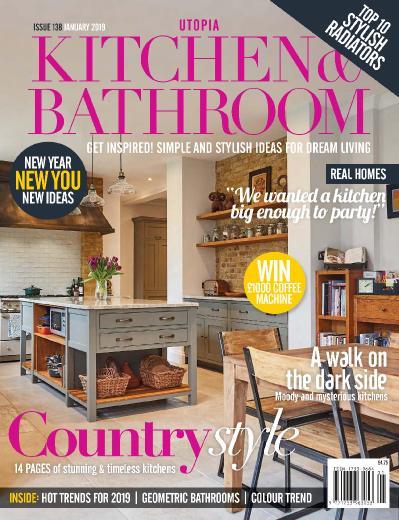 Utopia Kitchen & & Bathroom  January (2019)