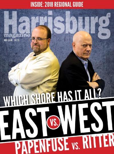 Harrisburg Magazine   May (2018)