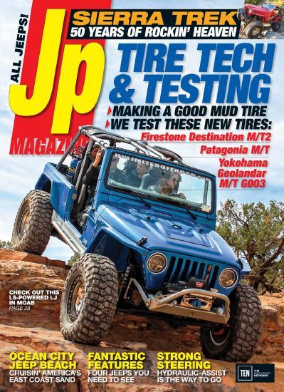 Jp Magazine  February (2018)