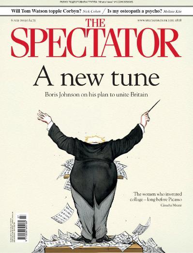The Spectator   06 07 (2019)