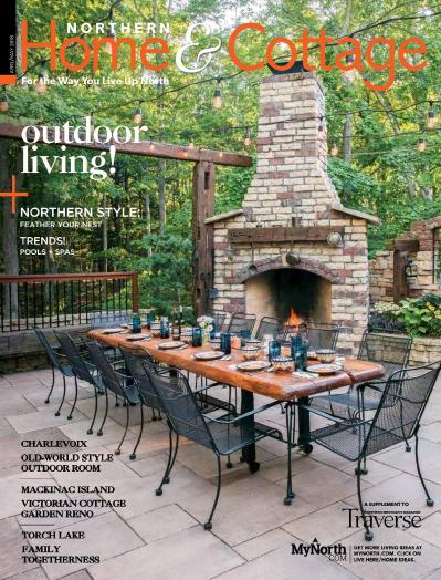 Northern Home & & Cottage   April May (2018)