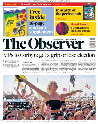 The Observer   30 06 (2019)