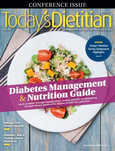 Today s Dietitian  July (2017)