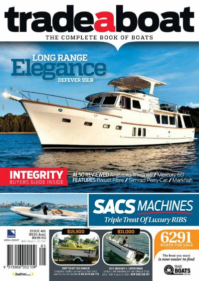 Trade A Boat  Issue 491 (2017)