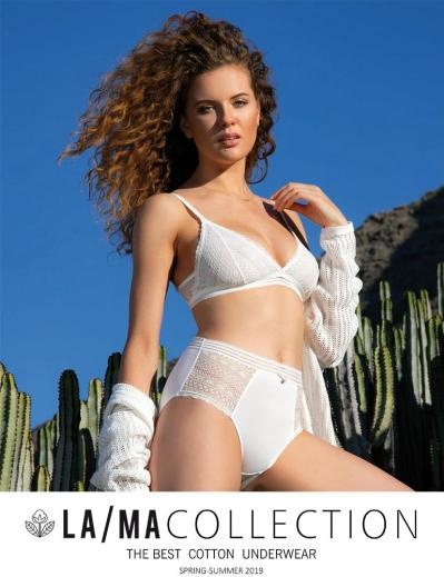 Lama  Lingerie Spring Summer Collection Catalog (2019)