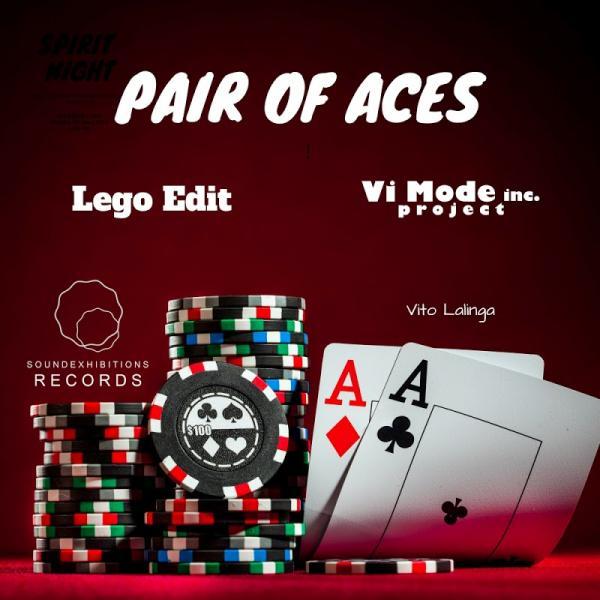 Lego Edit And Vito Lalinga Pair Of Aces  (2019) Enraged