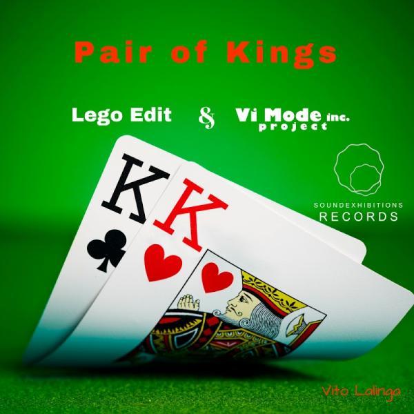 Lego Edit And Vito Lalinga Pair Of Kings  (2019) Enraged