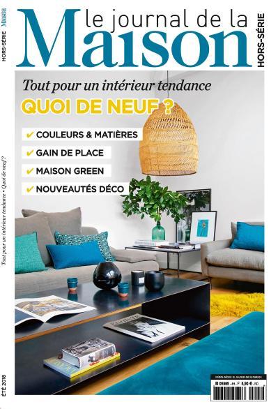 Le Journal De La Maison Hors S 2! rie N 4   201 t 2! (2018)