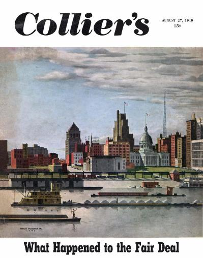 Collier ' s   27 August (1949)