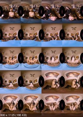 VirtualRealPorn: Alessa Savage, Vanna Bardot (Savage's School: The Bardot Debut - episode 03 / 07.07.2019) [Oculus Rift, Vive, GO, Samsung Gear VR | SideBySide] [2160p]