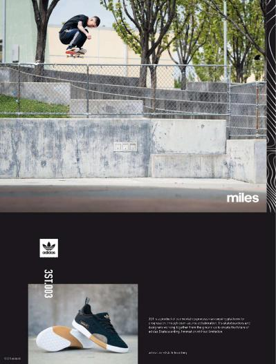 Transworld Skateboarding   September (2018)