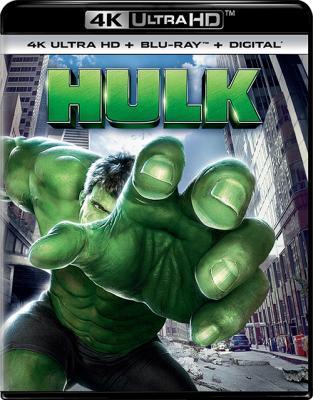 Халк / Hulk (2003) Blu-Ray  2160p | HDR | Лицензия