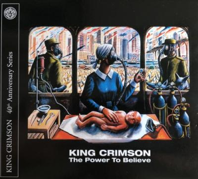 King Crimson - The Power To Believe: 40th Anniversary Series (2019) FLAC