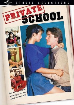 Частная школа / Private School (1983) BDRip 1080p