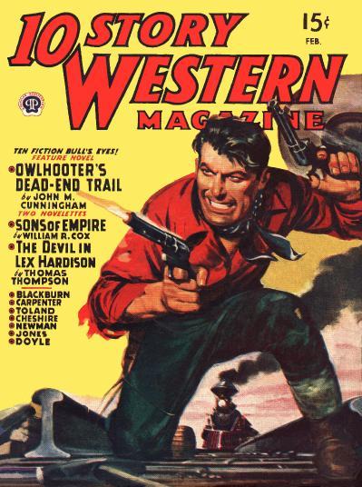 10 Story Western   February (1948)