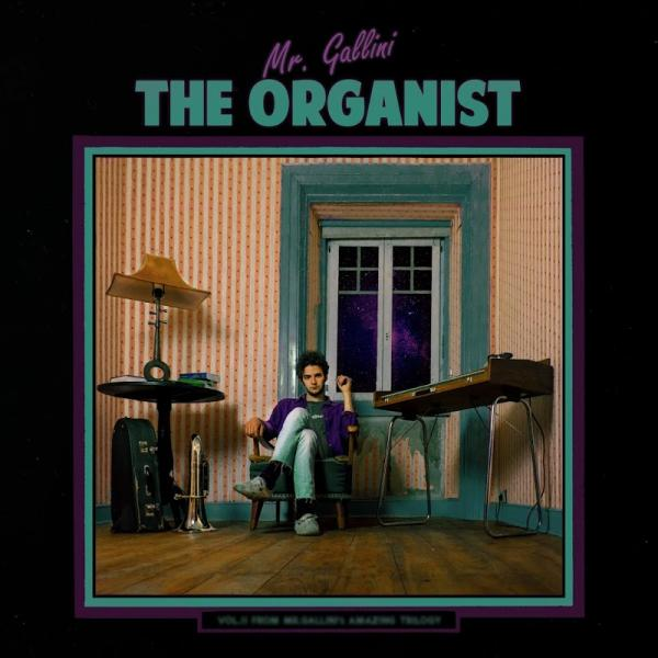 Mr Gallini The Organist  (2019) Entitled