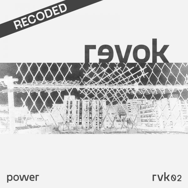 Va Power The New Wave Of Industrial Techno Vol1 Recoded Rvk002  (2019) Entangle