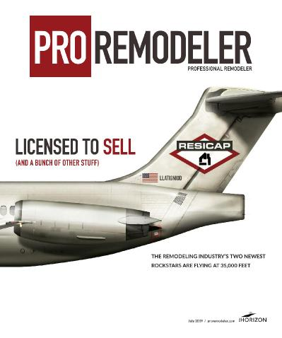 Professional Remodeler  July (2019)