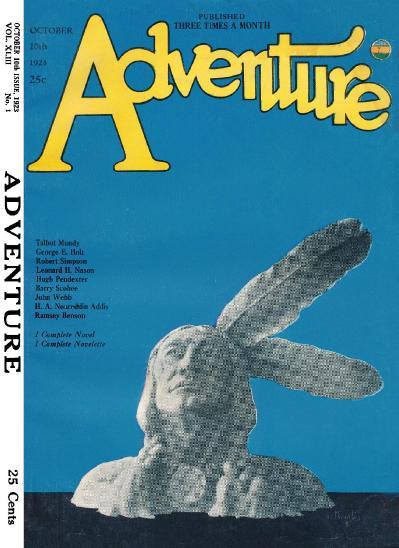 Adventure   10 October (1923)
