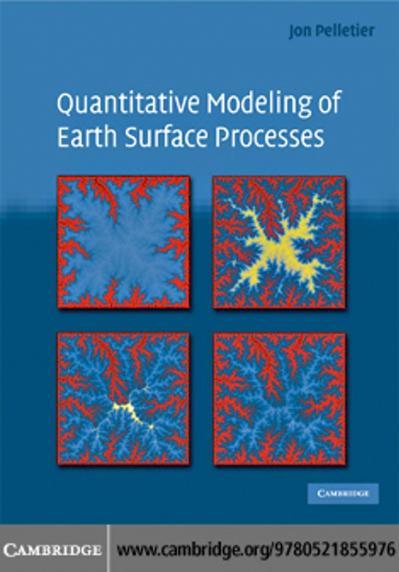 Quantitative Modeling of Earth Surface Processes