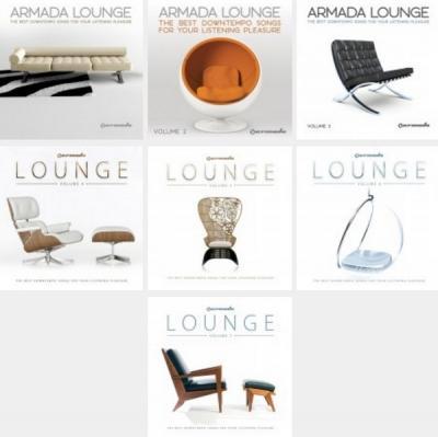 VA - Armada Lounge 1-7 (2008-2014) FLAC