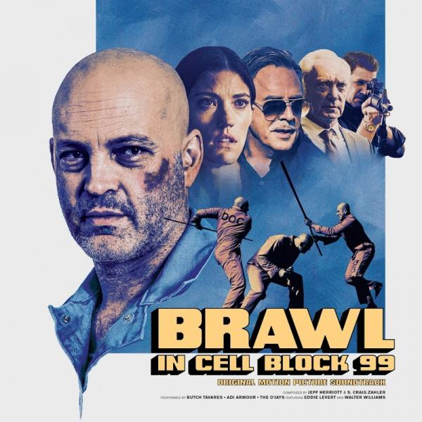 Va Brawl In Cell Block 99 Ost  (2017) Enraged