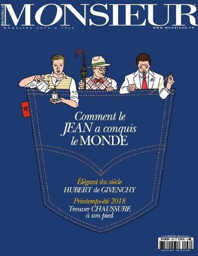 Monsieur France   20 April (2018)
