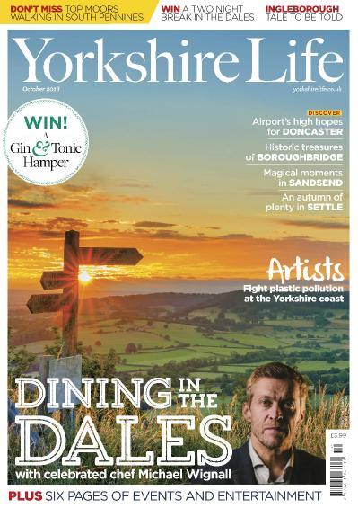 Yorkshire Life  October (2018)
